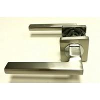 Ручка HA-07 SN-матовый никель Квадратная розетка