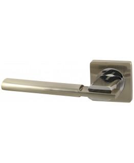 Дверная ручка V03D матовый никель Квадратная розетка