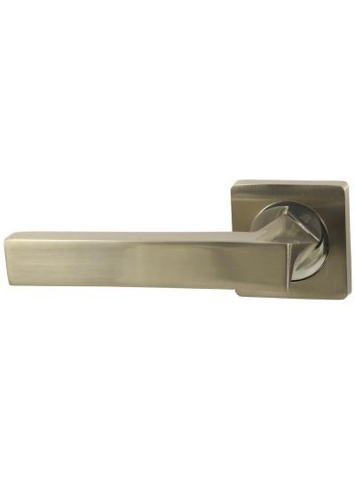 Дверная ручка V04D матовый никель Квадратная розетка