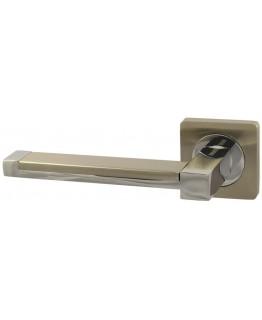 Дверная ручка V05D матовый никель Квадратная розетка