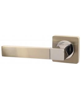 Дверная ручка V07D матовый никель Квадратная розетка