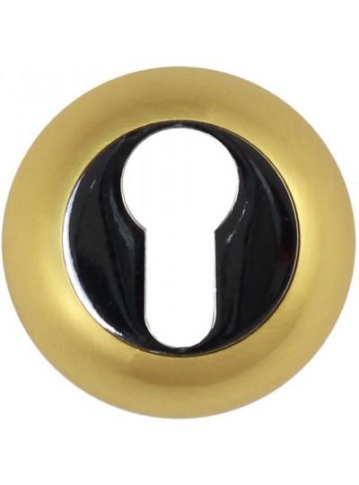 Накладка на цилиндр ETC матовое золото