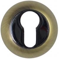 Накладка на цилиндр ETQ бронза