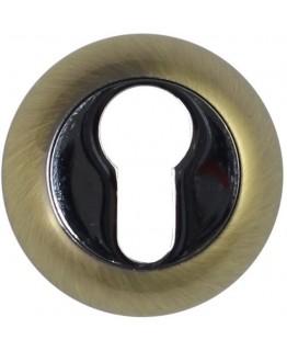 Накладка на цилиндр ETD матовый никель