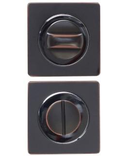 Фиксатор сантехнический BK02BL-CP черный/хром