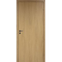 Дверь гладкая ДУБ 3D ламинированная Олови с притвором