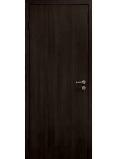Дверь гладкая ВЕНГЕ 3D ламинированная Олови с притвором