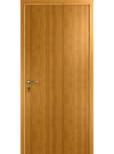 Дверной блок КАПЕЛЬ Миланский орех пластиковый с коробкой