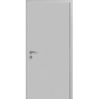 Дверь КАПЕЛЬ серый RAL-7035 пластиковый