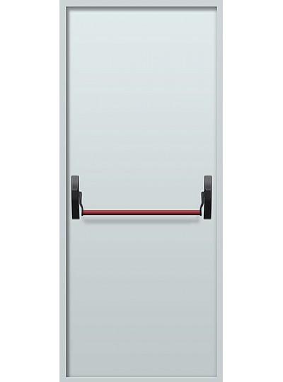ДПМ-1Антипаника (дверь противопожарная однополая)