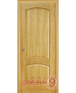 """Дверь КАПРИ Дуб Глухая """"Вист"""""""