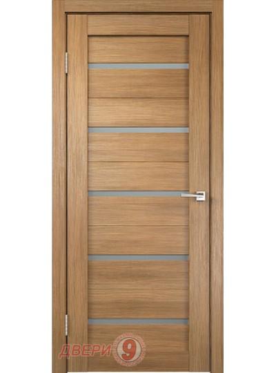 Дверь Дуплекс 5, Duplex, Дуб золотой, стекло мателюкс