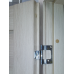 Дверь Дуплекс 5, Duplex, Венге, стекло мателюкс