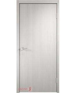 Дверь Velldoris СМАРТ /Smart/ Экошпон Белый дуб с притвором
