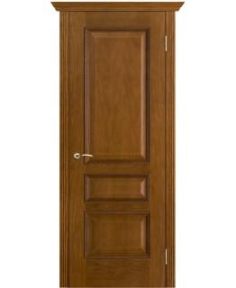 """Дверь ВЕНА Дуб античный """"Вист"""" Глухая"""